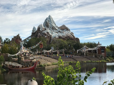エクスペディション・エベレスト(Expedition Everest - Legend of the Forbidden Mountain)at Animal Kingdom