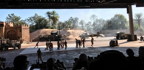 Indiana Jones Epic Stunt Spectacular! at Hollywood Studios