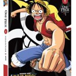 DVD package of One Piece