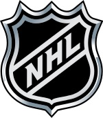 Logo of NHL(National Hockey League)