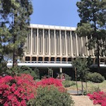 Langson Library at University of California, Irvine