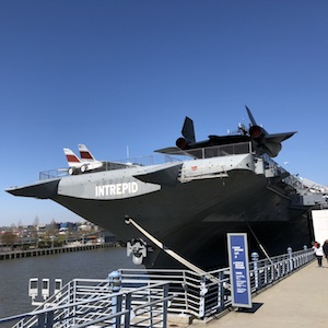 Eyecatch of Intrepid, New York